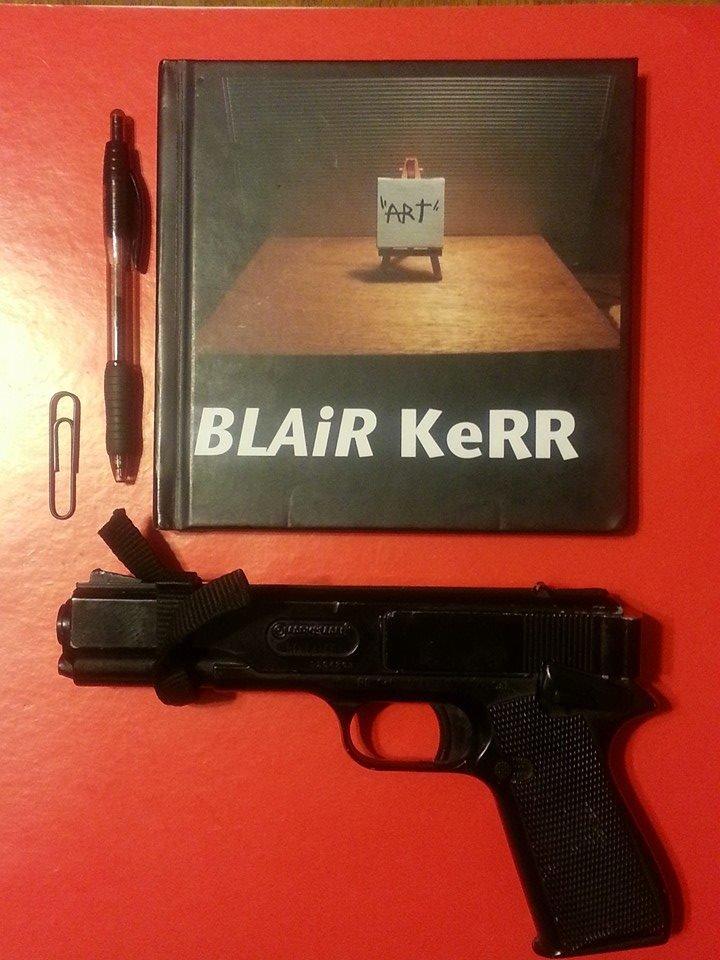 Blair kerr book nigga