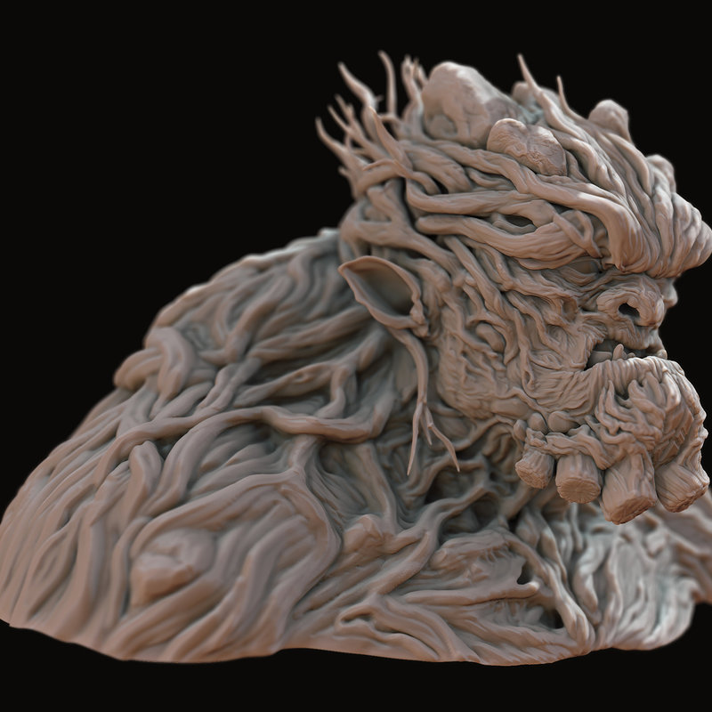 Forest Troll creature