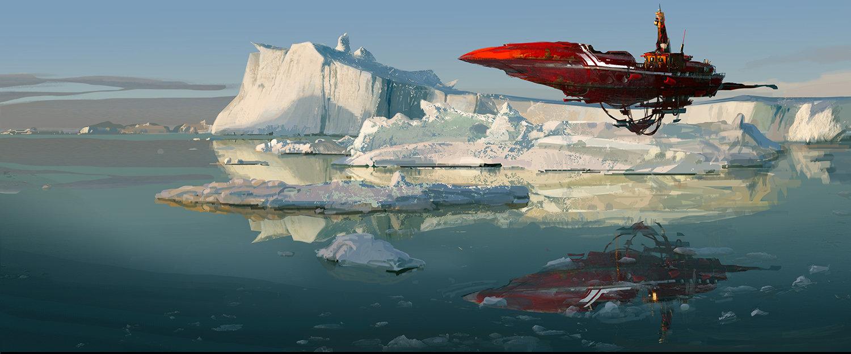 Andrei riabovitchev boat superhero series c