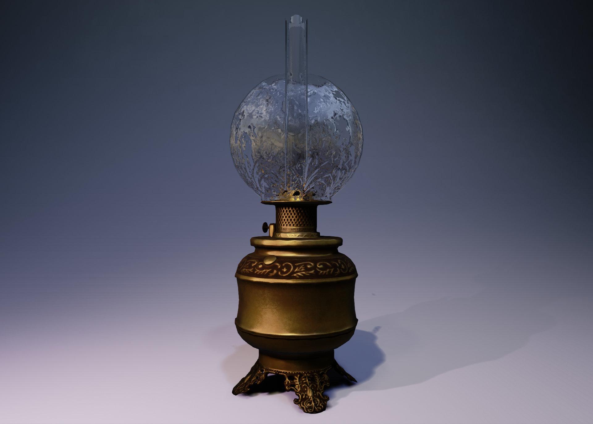 Samuel gauthier prop render oillampb