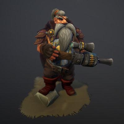 Alex polovov dwarf