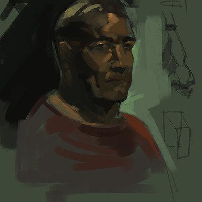 Alberto fernandez morph