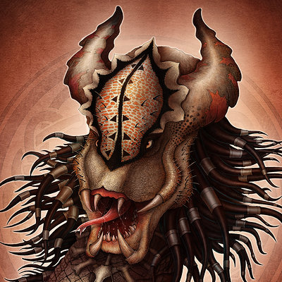 Aishwaary anant predator dragon