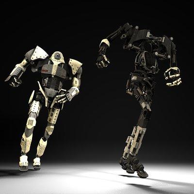 Pierre viau robot