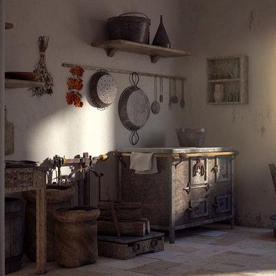 Michele botticelli faro vray