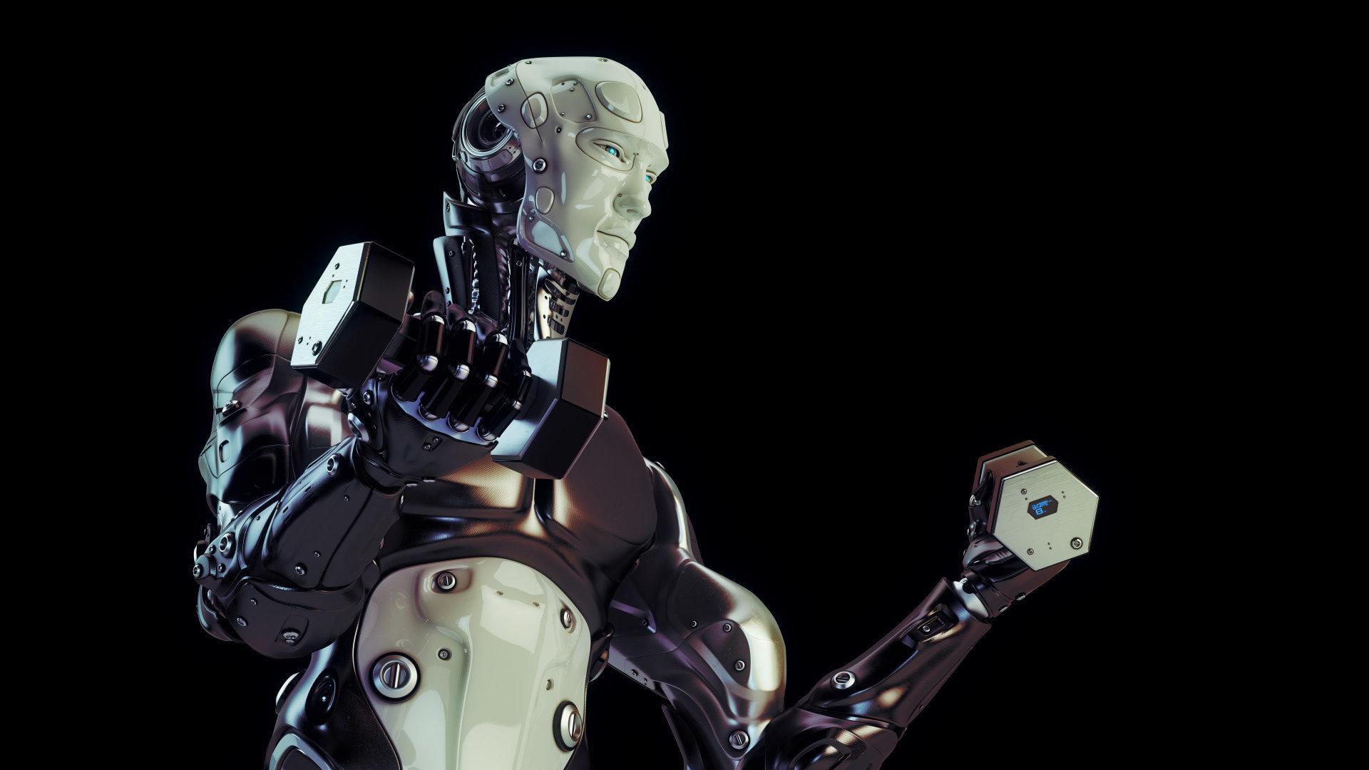 Vladislav ociacia robot dumbell 24