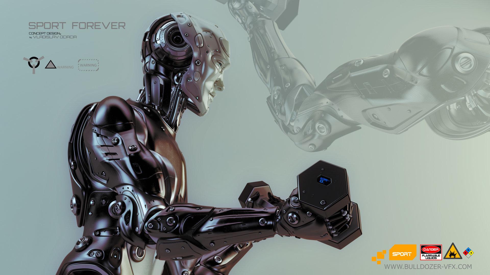 Vladislav ociacia robot dumbell 11