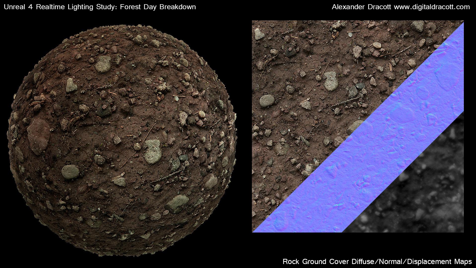 Alexander dracott forestbreakdown texturegroundrocks