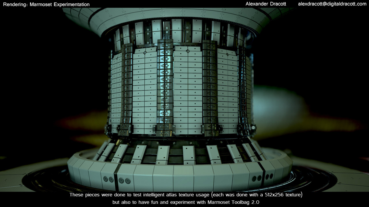 Alexander dracott render hardsurface 02