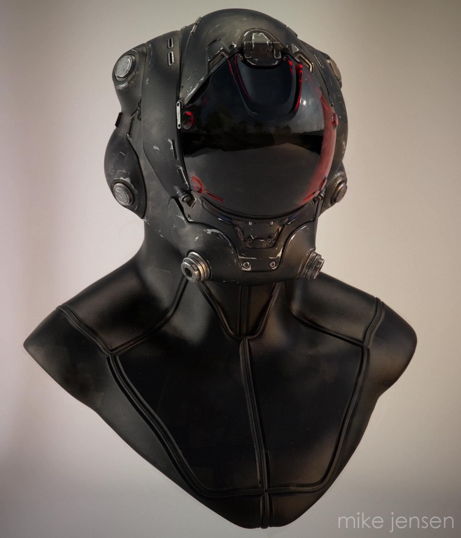 Helmet Render