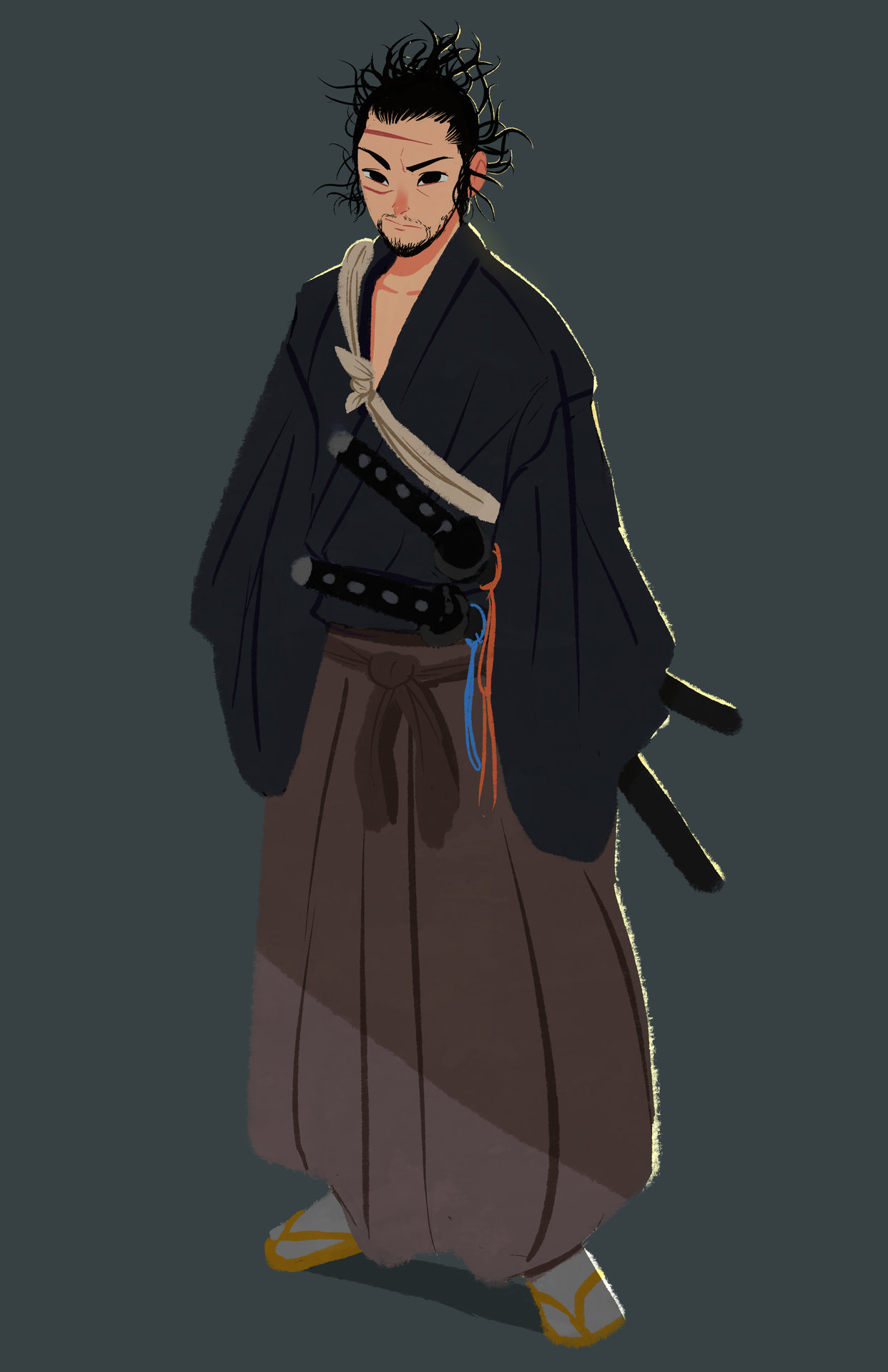 [Kit] Musashi Julio-cesar-vagabond