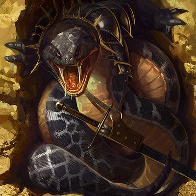 Bartlomiej gawel serpentor general