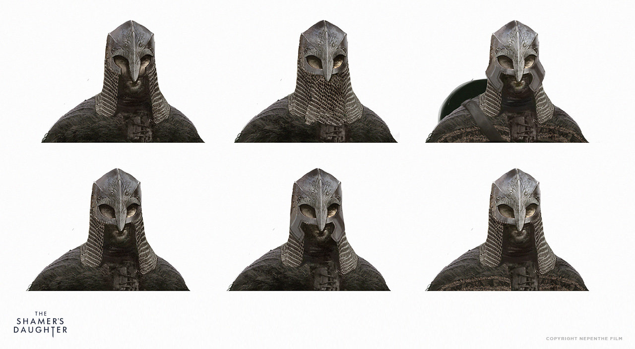 Jan ditlev raven soldior helmet