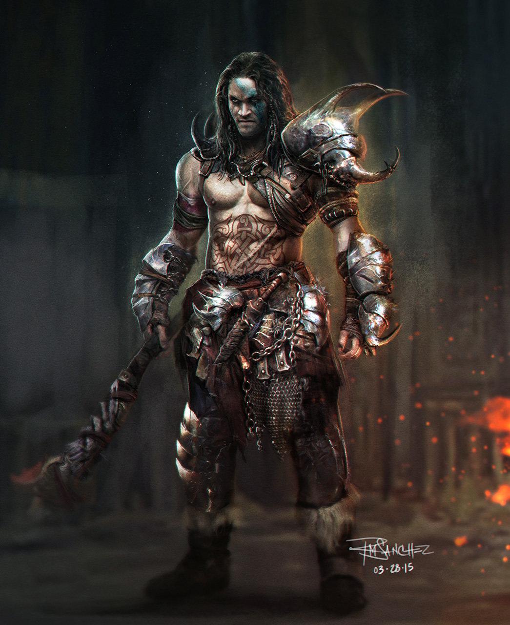 Roland sanchez gladiator
