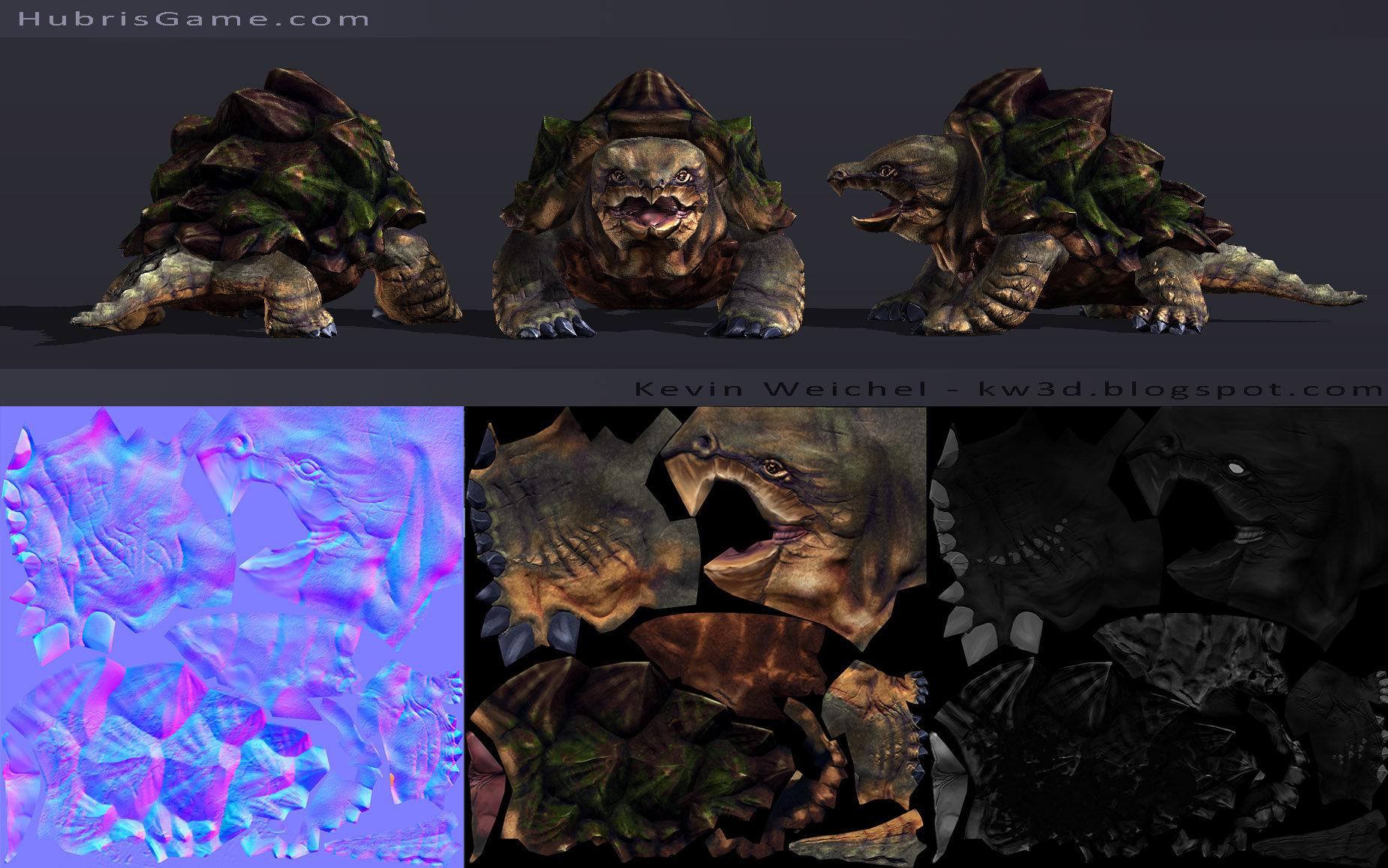 Kevin weichel turtletexturesheets