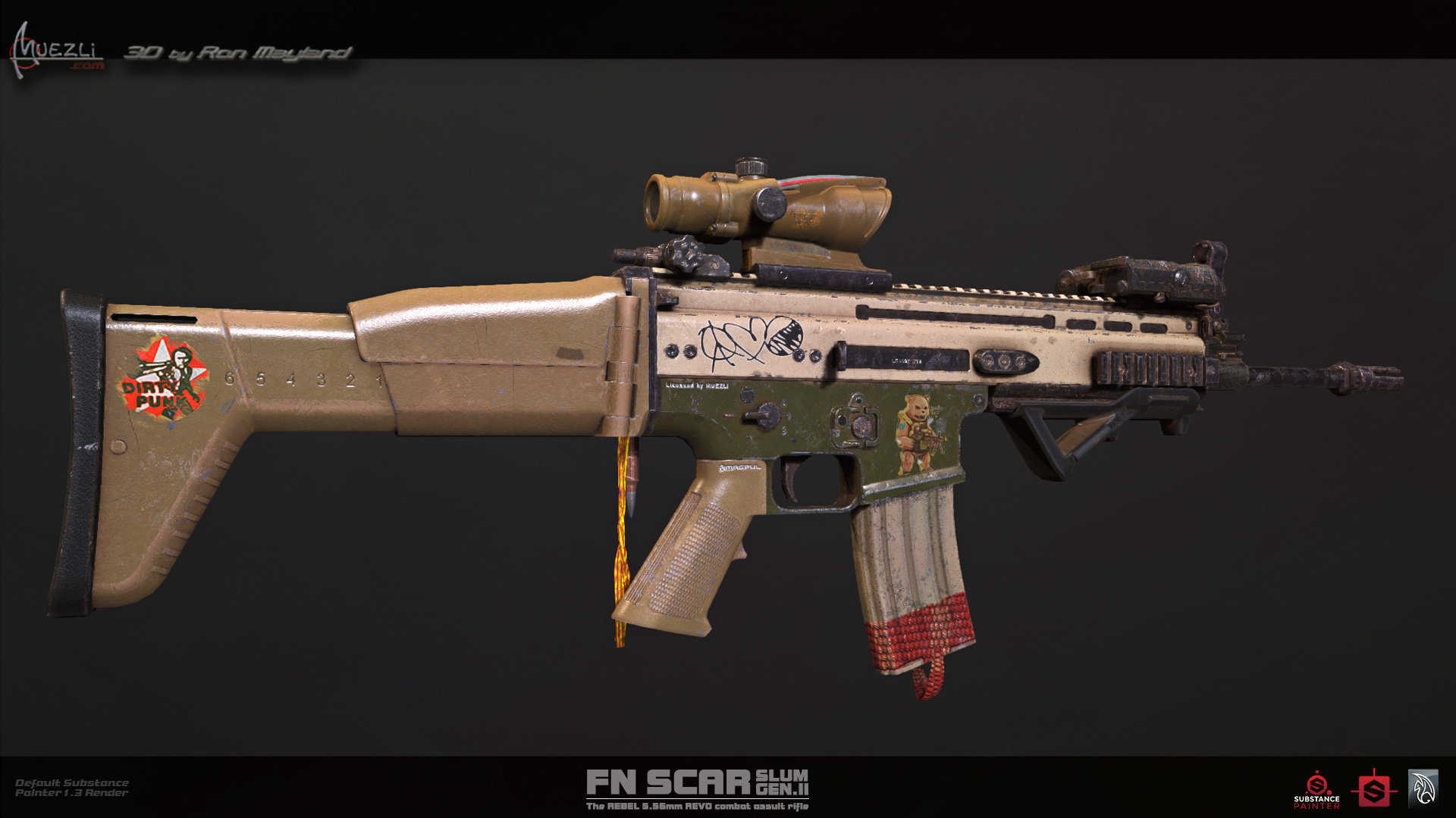 Ron mayland mk 16 default sp by ronmayland