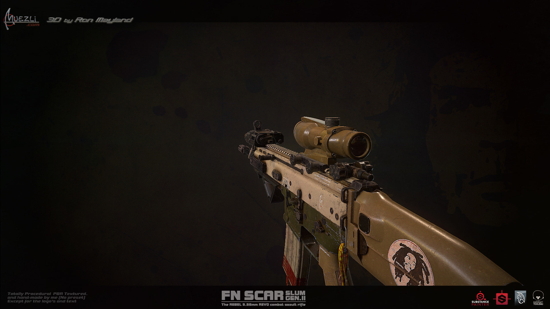 Ron mayland mk 16 fps by ronmayland