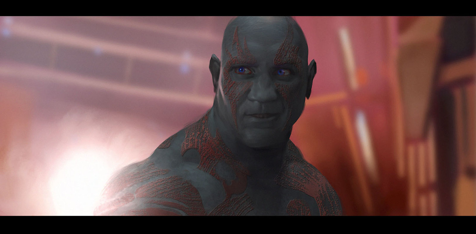 """Frame study from """"Guardians of the Galaxy""""."""