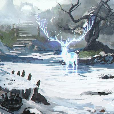 Mateusz michalski spirit deer