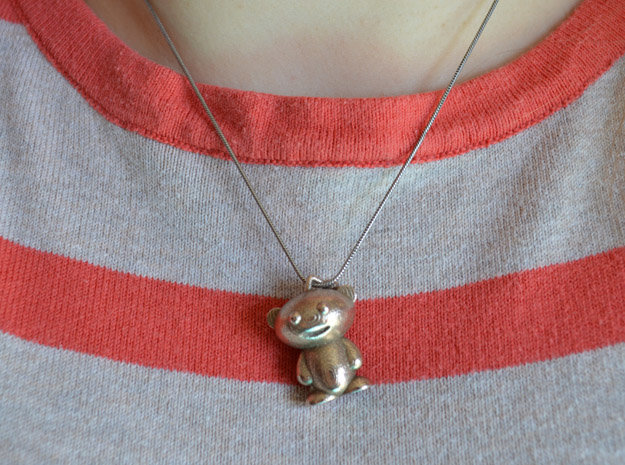 Kevin weichel metalsnoonecklace