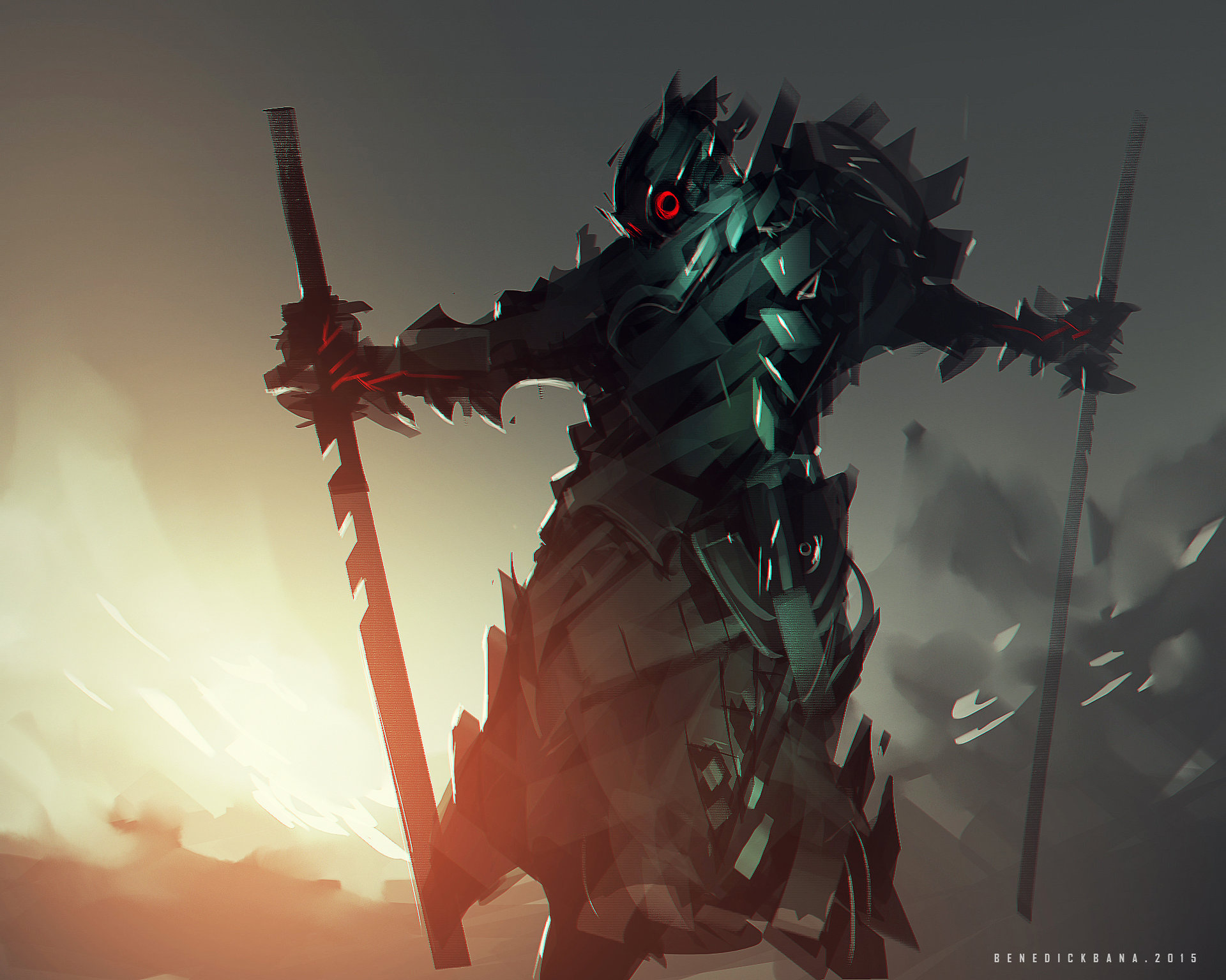 Benedick bana dark thorn king