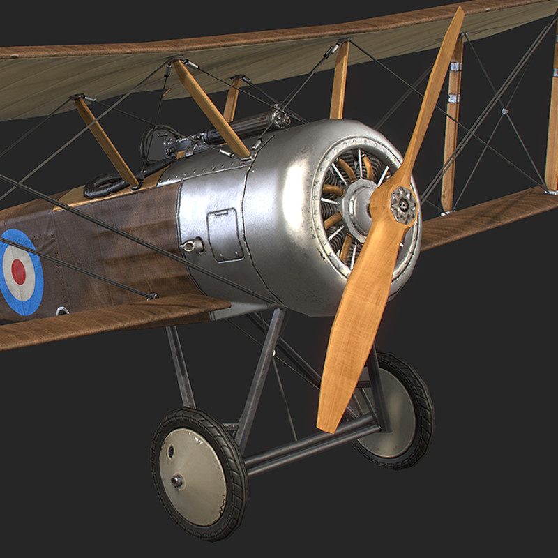RealFlight Mobile - Sopwith Pup