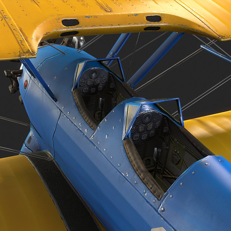 RealFlight Mobile - Stearman