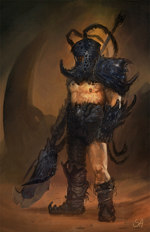 Fantasy Gladiator