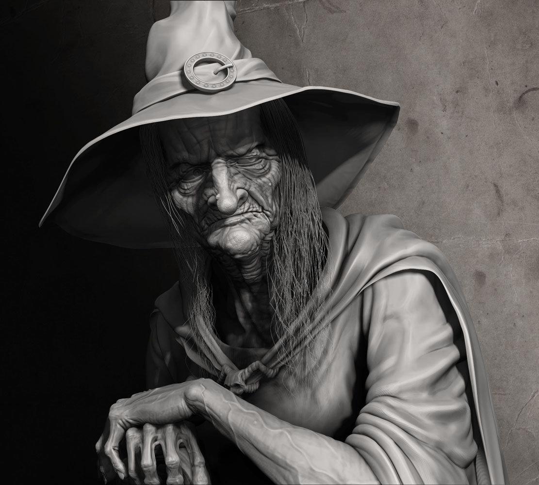 Jorge pepelife rosto bruxa