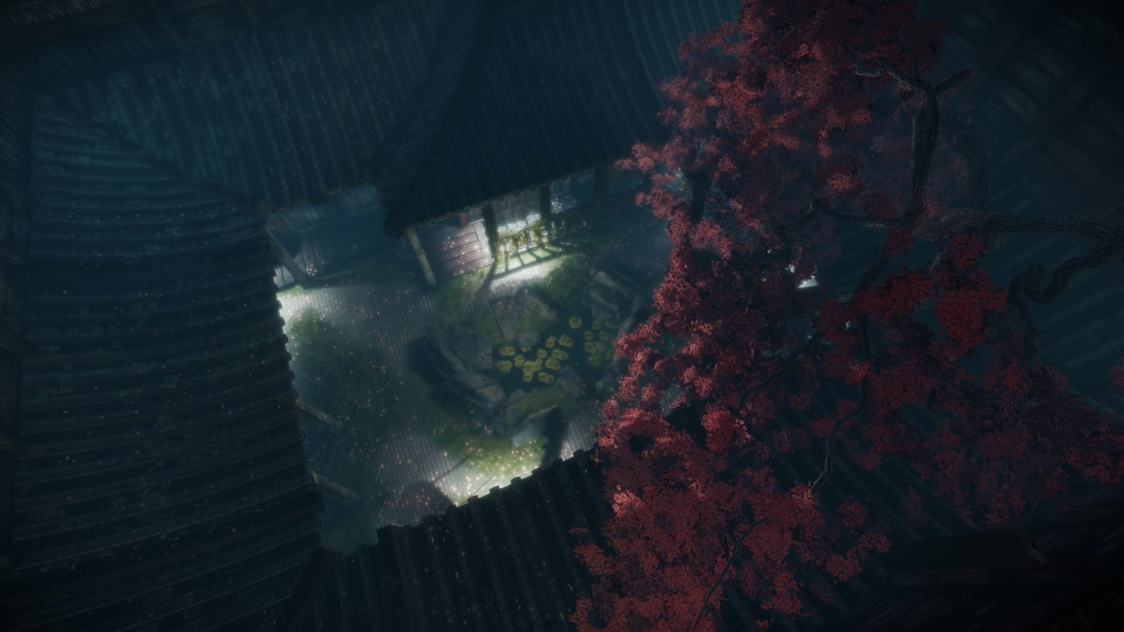 Courtyard from above (higher)
