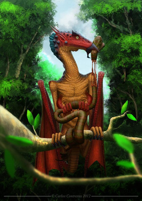 Dragon Creature