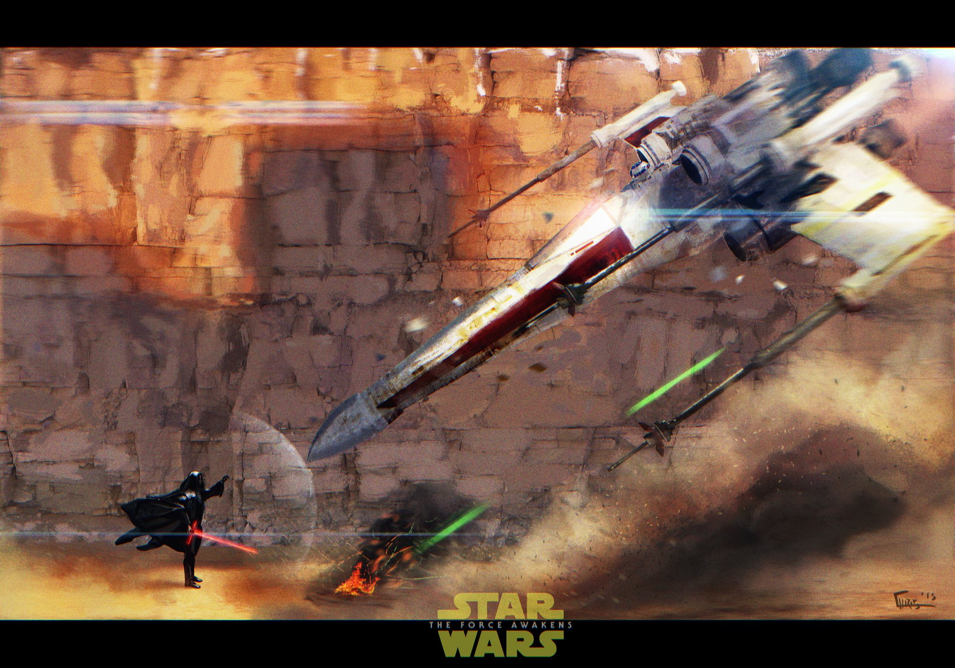 Chris shehan star wars 7