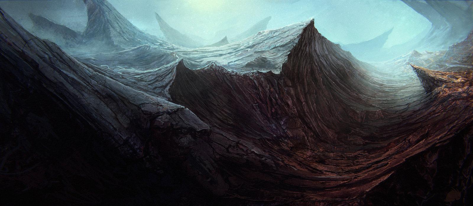 Coldstone Mountains