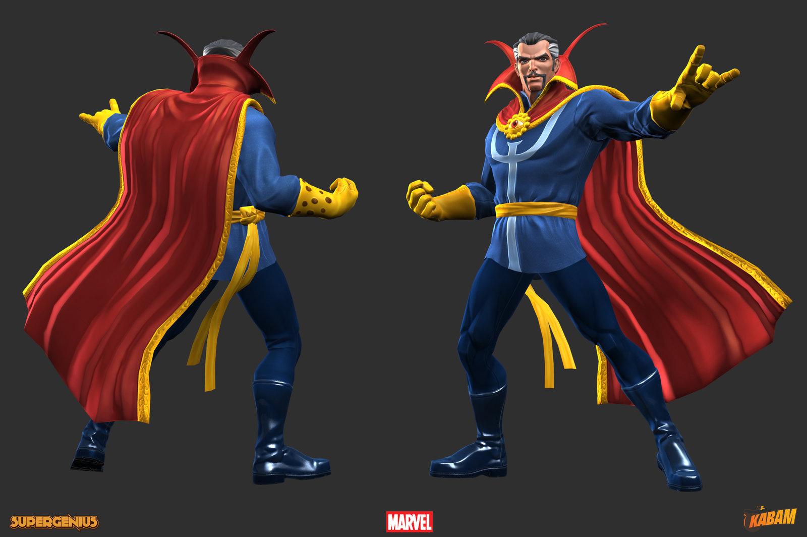Marvel: Dr. Strange
