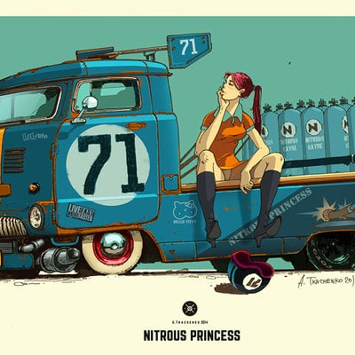 Andrey tkachenko nitrous princess card1