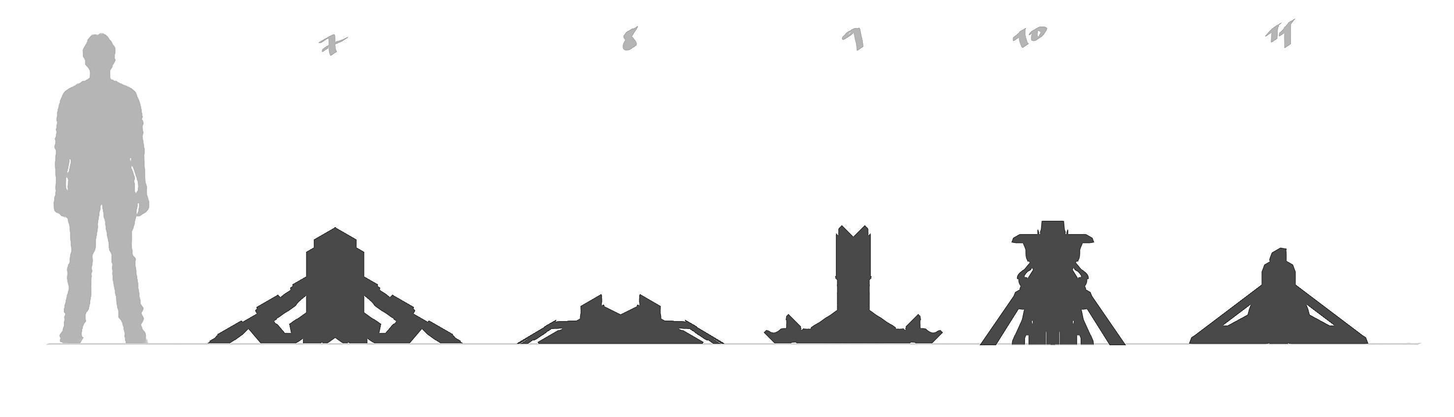 Shape explorations 2