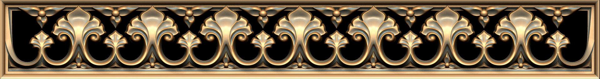 Leonid kishchik 60 gothic ornament 02