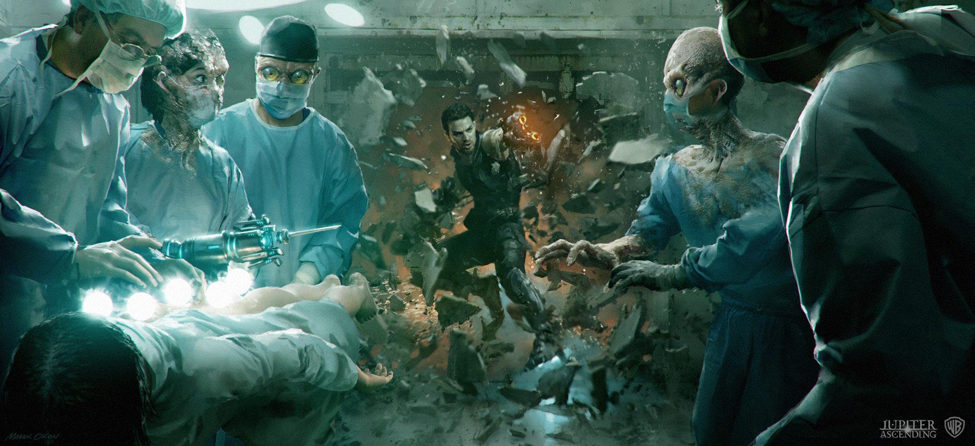 Marek okon clinic fight web
