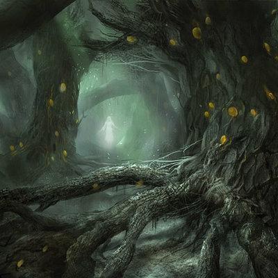 Aaron wilkerson dark forest f