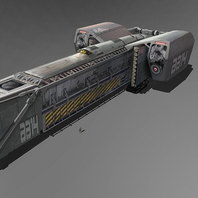 Giacomo tappainer spaceship01a