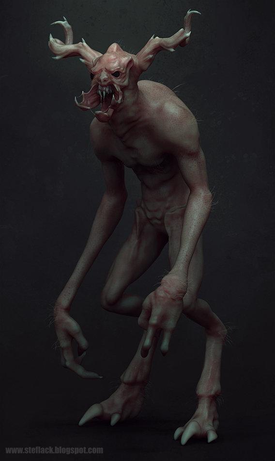 Ste flack creature15
