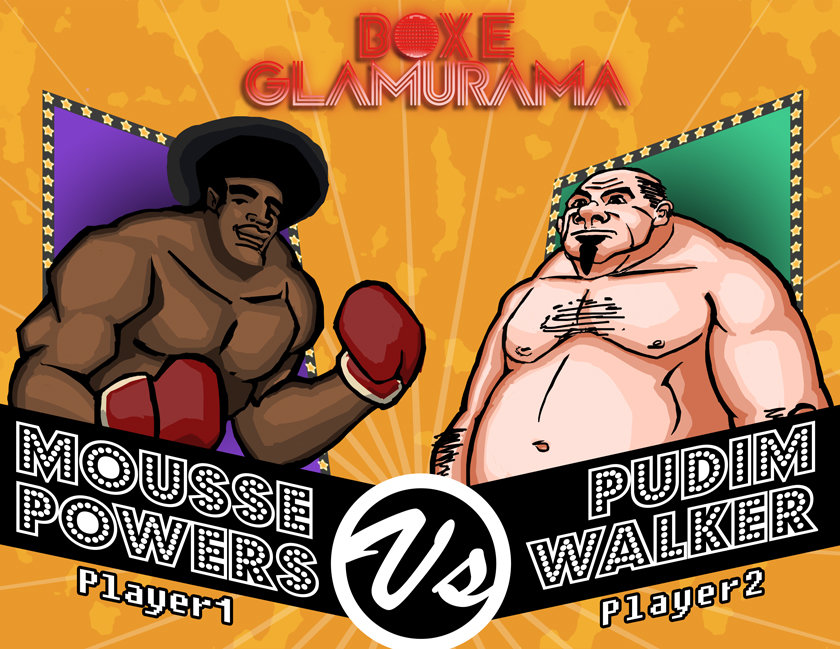 Eduardo morcillo boxe glamurama
