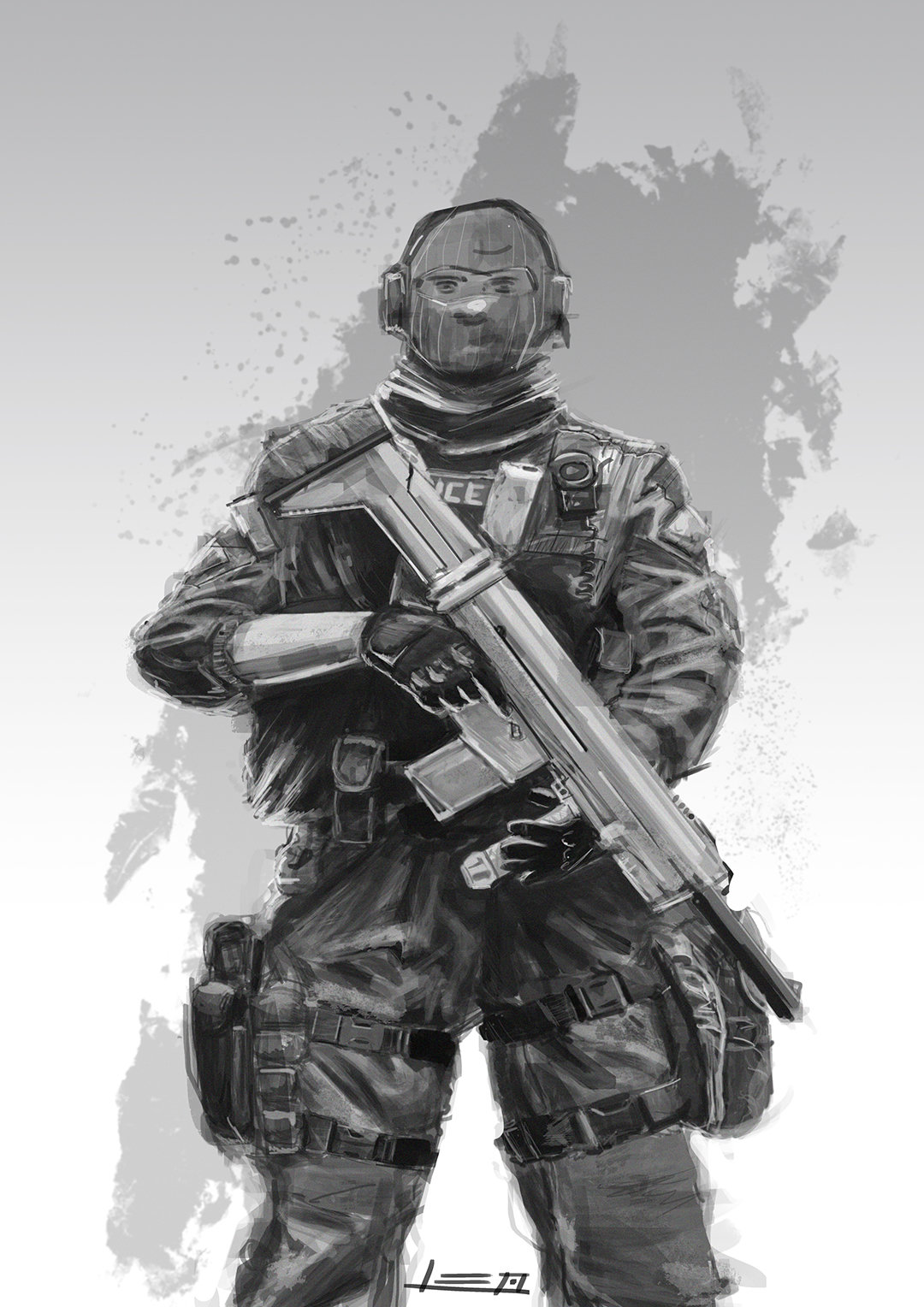 Soldier Study