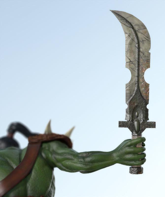 Joan casals sword
