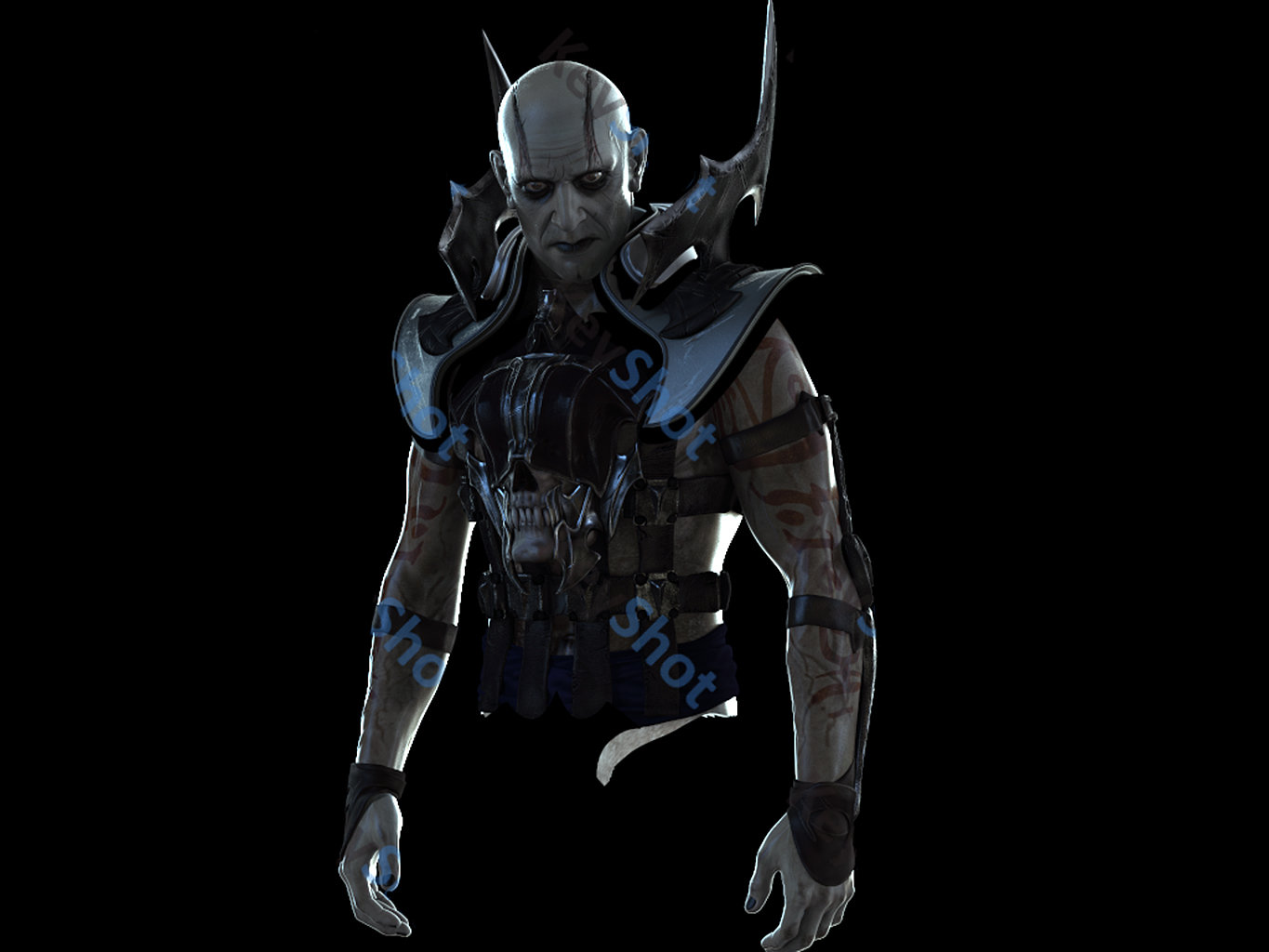Solomon gaitan quan chi ks wip2nd pose
