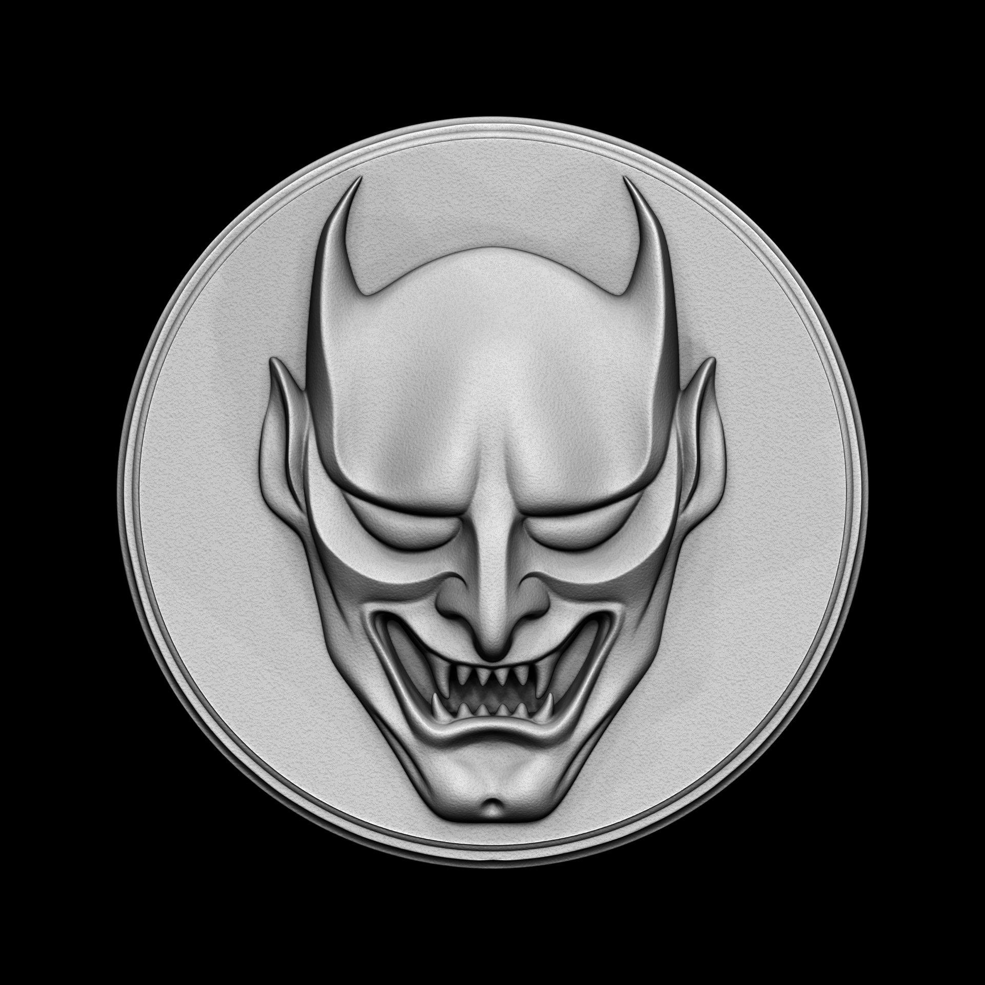 Solomon gaitan kenshi emblem