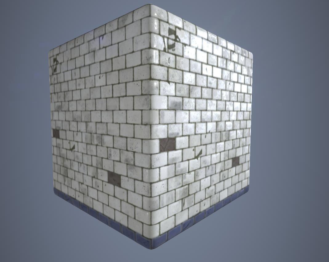 Charlie scrimshaw tiles