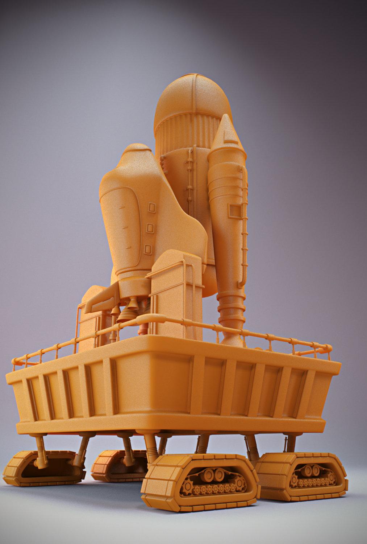 Fabricio campos space shuttle 01