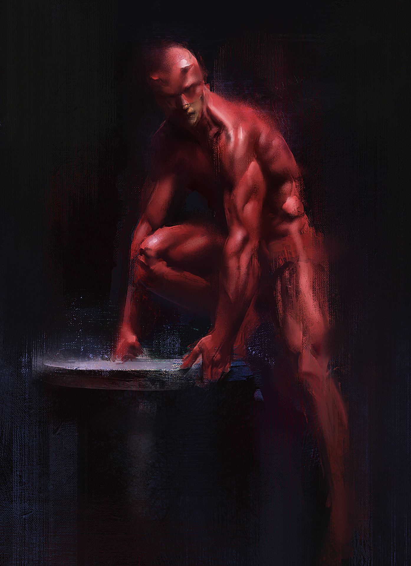 Ramon nunez daredevil fan art