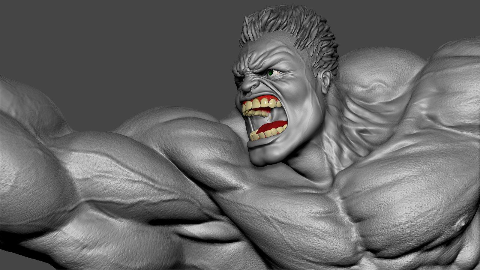 Hulk Chase